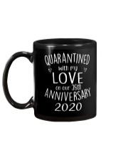 38th Anniversary 38 Quarantine Mug back