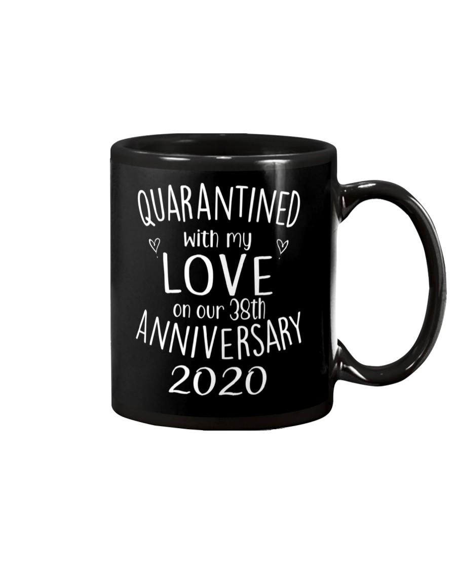 38th Anniversary 38 Quarantine Mug