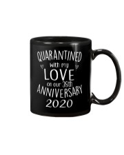 38th Anniversary 38 Quarantine Mug front