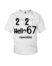 67th Birthday 67 Years Old Youth T-Shirt thumbnail