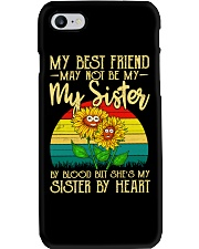 She's my sister by heart Phone Case thumbnail