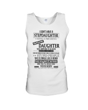 I Have A Freaking Awesome Daughter Unisex Tank thumbnail