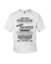 I Have A Freaking Awesome Daughter Youth T-Shirt thumbnail