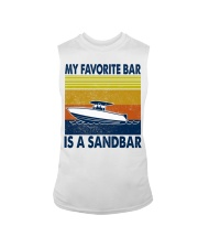 My Favorite Bar Is A Sandbar Sleeveless Tee thumbnail