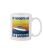My Favorite Bar Is A Sandbar Mug thumbnail