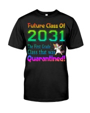 1st Grade Classic T-Shirt front