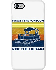 Forget The Pontoon Phone Case thumbnail