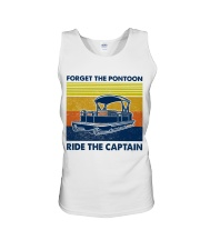 Forget The Pontoon Unisex Tank thumbnail