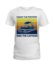 Forget The Pontoon Ladies T-Shirt thumbnail