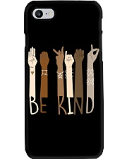 Wear it and Spread Kindness  - Be Kind Hand Sign  Phone Case thumbnail
