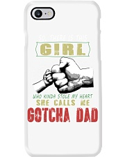 GOTCHA DAD Phone Case tile