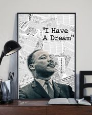 Martin Luther King I Have A Dream 11x17 Poster lifestyle-poster-2