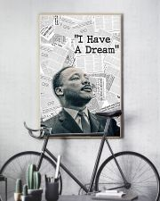 Martin Luther King I Have A Dream 11x17 Poster lifestyle-poster-7
