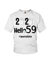 59th Birthday 59 Years Old Youth T-Shirt thumbnail