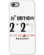 70th Birthday 70 Years Old Phone Case thumbnail