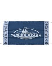 I'd Rather Be Sailing Cloth face mask thumbnail