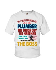Plumber's Wife Youth T-Shirt tile