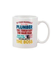 Plumber's Wife Mug tile