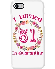 31st Birthday 31 Years Old Phone Case thumbnail