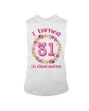 31st Birthday 31 Years Old Sleeveless Tee thumbnail
