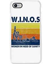 Winos Women in need of sanity Phone Case thumbnail