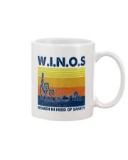 Winos Women in need of sanity Mug thumbnail