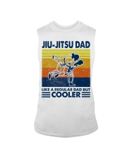 Jiu-Jitsu Dad Like a Regular dad but cooler Sleeveless Tee thumbnail