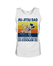 Jiu-Jitsu Dad Like a Regular dad but cooler Unisex Tank thumbnail