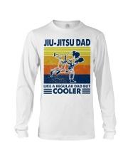 Jiu-Jitsu Dad Like a Regular dad but cooler Long Sleeve Tee thumbnail