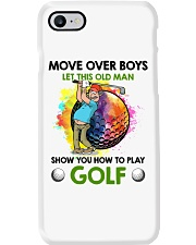 Let This Old Man Show You How To Play Golf Phone Case thumbnail