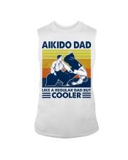Aikido Dad Like A Regular Dad But Cooler Sleeveless Tee thumbnail