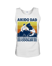 Aikido Dad Like A Regular Dad But Cooler Unisex Tank thumbnail