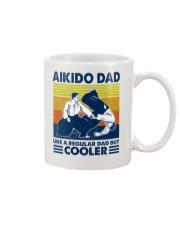 Aikido Dad Like A Regular Dad But Cooler Mug thumbnail