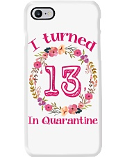 13th Birthday 13 Years Old Phone Case thumbnail