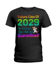 3rd Grade Ladies T-Shirt thumbnail