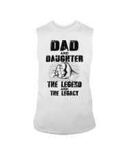 Dad And Daughter The Legend And The Legacy Sleeveless Tee thumbnail