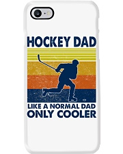 hockey Dad Like A Normal Dad Only Cooler Phone Case tile