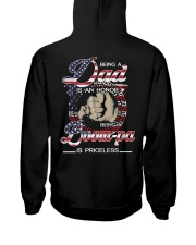 Being Boom-pa Is Priceless Hooded Sweatshirt thumbnail