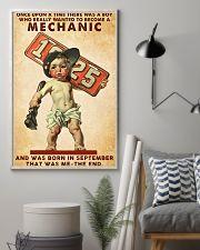 September Mechanic 24x36 Poster lifestyle-poster-1