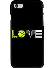 Tennis Love Phone Case tile