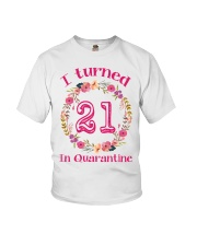21st Birthday 21 Years Old Youth T-Shirt thumbnail