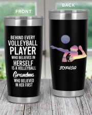 Volleyball Player Personalized Christmas Gift 20oz Tumbler aos-20oz-tumbler-lifestyle-front-59