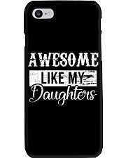 Awesome Like My Daughters Phone Case tile