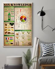 Gin Knowledge 24x36 Poster lifestyle-poster-1