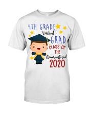4th Grade Classic T-Shirt front