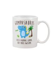 GOMPA Mug front