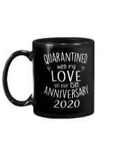 15th Anniversary 15 Quarantine Mug back