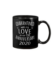 15th Anniversary 15 Quarantine Mug front