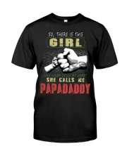 PAPADADDY Classic T-Shirt front