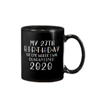 My 27th Birthday The One Where I Was 27 years old  Mug thumbnail